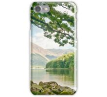 Buttermere, Lake District iPhone Case/Skin
