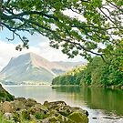 Buttermere, Lake District by Stephen Knowles