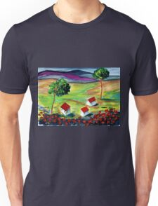 ♪♪ There is poetry on earth again ♪♪ Unisex T-Shirt