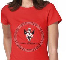 Seitan Worshipper  Womens Fitted T-Shirt