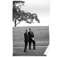 Dan & Dave Poster