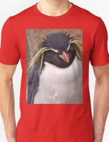 Rockhopper Penguin Unisex T-Shirt
