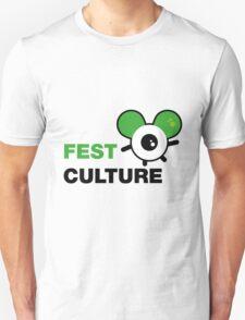 FestCulture Logo Original Green - Light T-Shirt