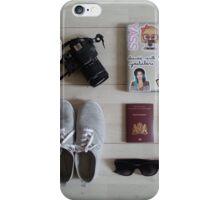 Citytrip essentials iPhone Case/Skin