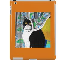 The watcher in the window... iPad Case/Skin