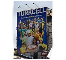 Turk Cell Poster