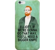 Mr Lambert (Breaking Bad) iPhone Case/Skin