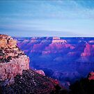 Grand Canyon at Dawn by Melinda  Ison - Poor