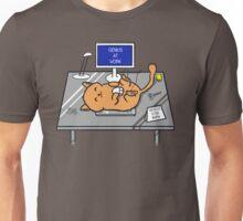 Genius at work Unisex T-Shirt