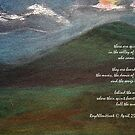 Valley of the Wind Poem by RoyAllen Hunt