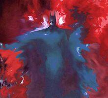 Batman Rising by Mothergoose19 D