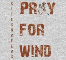 Kitesurfers Pray for Wind by taiche