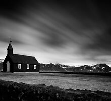Budir Church by Dominique Dubied