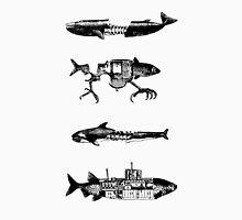 Fish Pattern T-Shirt