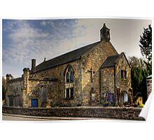 Torryburn Church Poster