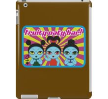 Fruity Oaty Bar! Shirt 2 (Firefly/Serenity) iPad Case/Skin