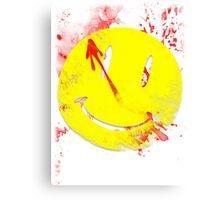 Pop Grunge: Watchmen Canvas Print