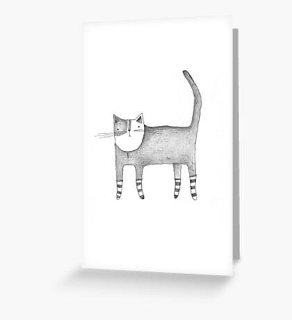 FairyCat Greeting Card