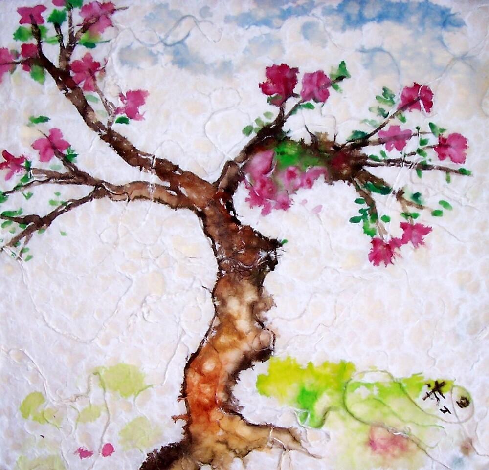 Cherry Tree by TrixiJahn