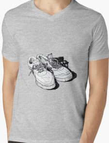My Sneakers Mens V-Neck T-Shirt