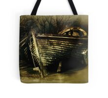 The End of the Journey Tote Bag