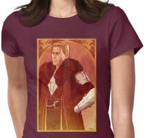 Cullen Rutherford Tarot Womens Fitted T-Shirt