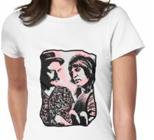 The Mighty Boosh Womens Fitted T-Shirt