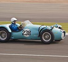 1956 HWM Jaguar by Willie Jackson