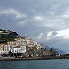View Of The Amalfi Coast by jules572