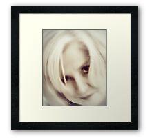 Tia  Framed Print