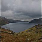 Haweswater, Cumbria, Lake District, UK. by Michael Upshon