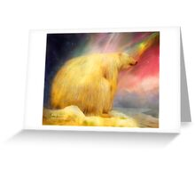 Arctic Wonders Greeting Card