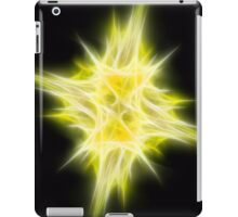 Yellow Star 1 iPad Case/Skin