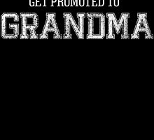 ONLY THE BEST MOMS GET PROMOTED TO GRANDMA by fancytees