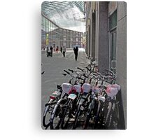 Walk Or Ride A Bike  Metal Print
