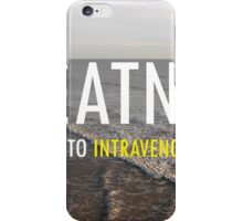 Greatnes Gives Birth iPhone Case/Skin