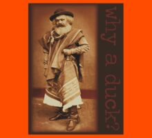 Gaucho Marx by Steve Wilbur
