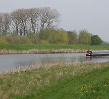 Moving Upstream by Robert Redman