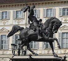 "Turin - The ""Caval ëd Brons"" by presbi"