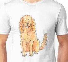 Winnie the cocker spaniel Unisex T-Shirt