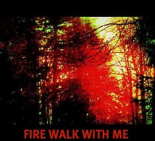 Fire Walk with Me by ShellyKay