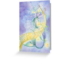 Stardancer Greeting Card