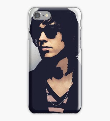 Julian Casablancas  iPhone Case/Skin