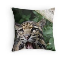 Am I boring you? Throw Pillow