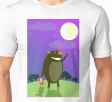 Play the night of the little imp Unisex T-Shirt
