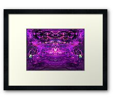 Illusions of the Enchanter Framed Print