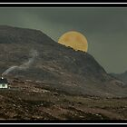 The moon behind the Hill by John Walsh, IRELAND
