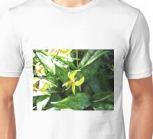 Trout Lily/Adder's-Tongue Unisex T-Shirt