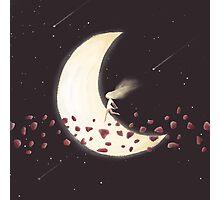Lunar Child Photographic Print