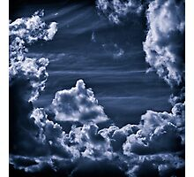 Clouds #6 Photographic Print